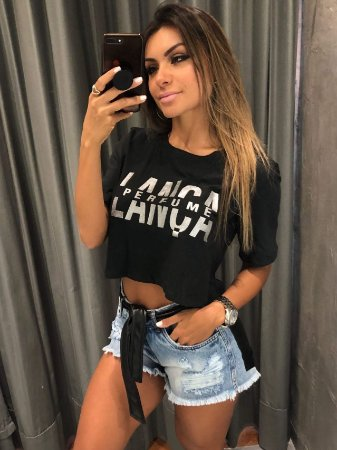 T-SHIRT MANGA CURTA LP