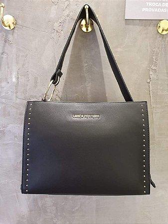 Bolsa Shopping Bag Com Spikes LP