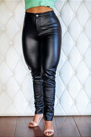 Calça Legging Leather GataBakana