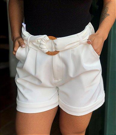 Shorts Alfaiataria Lança Perfume