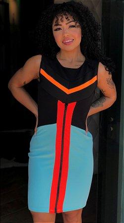 Vestido Justo Curto MyFT