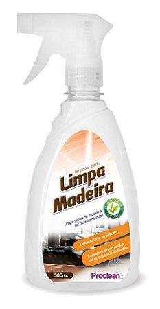 LIMPA MADEIRA 500ML