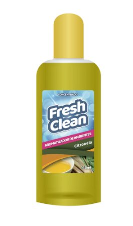 FRESH CLEAN AROMATIZADOR CONCENTRADO CITRONELA 140ML