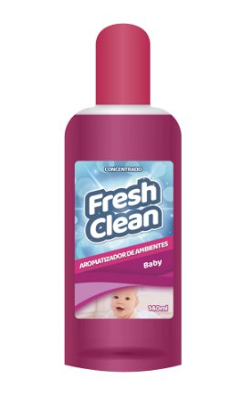 FRESH CLEAN AROMATIZADOR CONCENTRADO BABY 140ML