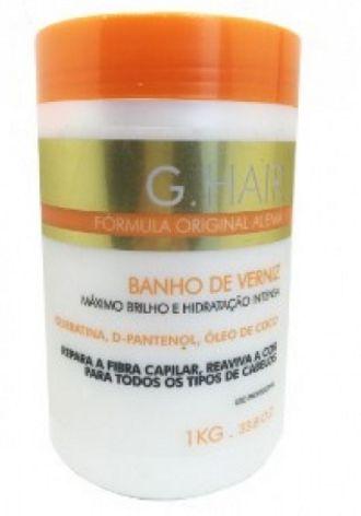 Ghair Banho de Verniz - 1Kg