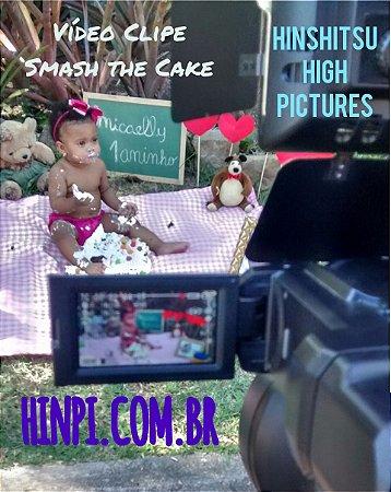 VÍDEO CLIPE SMASH THE CAKE