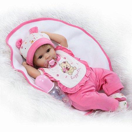 Bebê Reborn Kimi