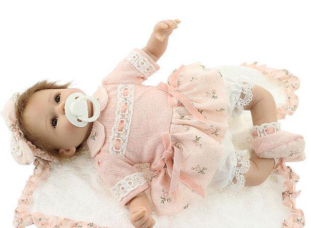 Bebê Reborn Michele