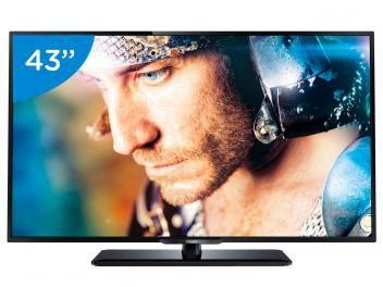5fc534d1d Smart TV LED 43 Philips 43PFG5100 78 Full HD - Conversor Integrado ...
