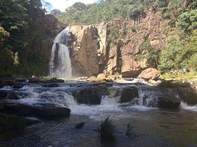 Passeio Super Buggy - Cachoeira Fecho da Serra: 3 horas de duração p/ 2 pessoas.
