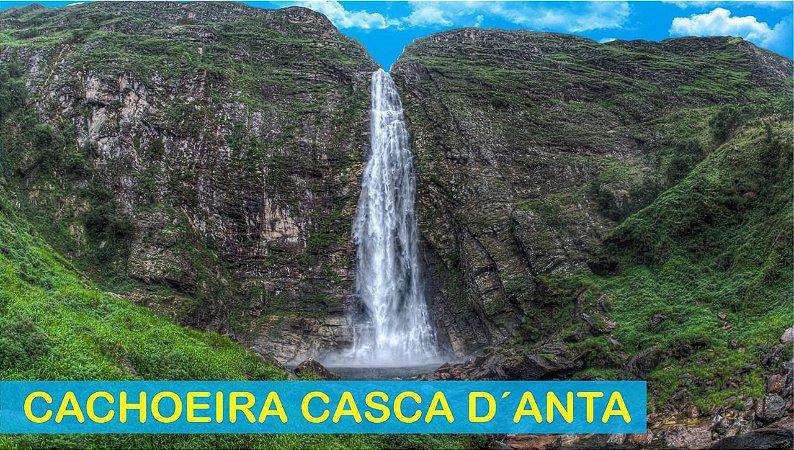 Passeio de 4x4 -Serra da Canastra - Parte Baixa -  9 horas de duração p/ 4 pessoas.