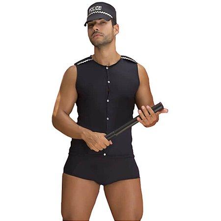 Fantasia Erótica Masculina Policial