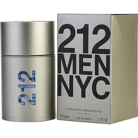 f60da0044 Carolina Herrera 212 Men NYC - Eau de Toilette - Perfume Masculino ...