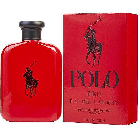 f7342ad383e Ralph Lauren Polo Red - Eau de Toilette - Perfume Masculino ...