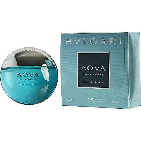 Perfume AQVA Marine Pour Homme Bvlgari Eau de Toilette Spray Para ... f4e0635da2