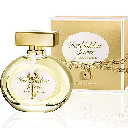 873527e778 Antonio Banderas Her Golden Secret - Eau de Toilette - Perfume Feminino
