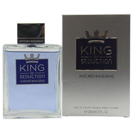 f37d7c37d Antonio Banderas King Of Seduction - Eau de Toilette - Perfume Masculino