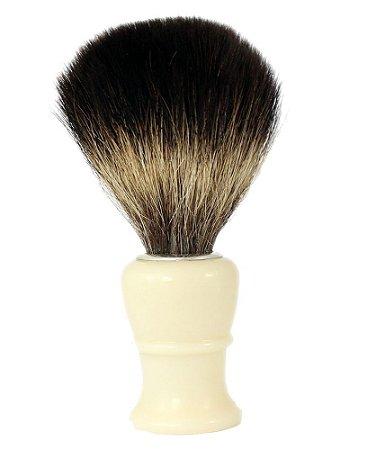 Pincel para Barbear Pelo de Texugo