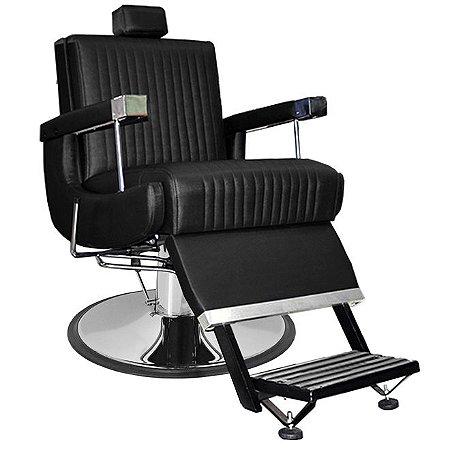 Cadeira De Barbeiro Florida - Cálice Cromado