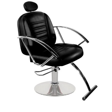 Cadeira De Barbeiro Paris - Cálice Cromado
