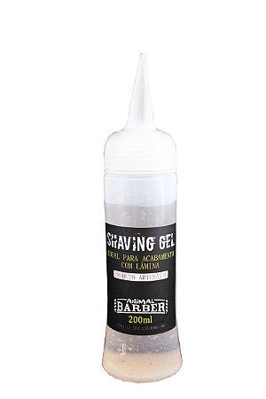 Shaving Gel De Acabamento com Aroma