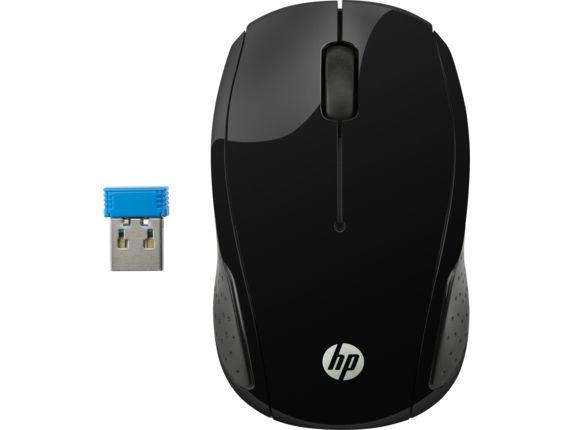 MOUSE SEM FIO HP 200