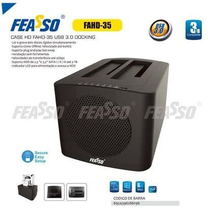 DOCK DE HD FEASSO FAHD-35