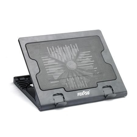 base notebook feasso fn-720 c/ cooler central 5 pos.