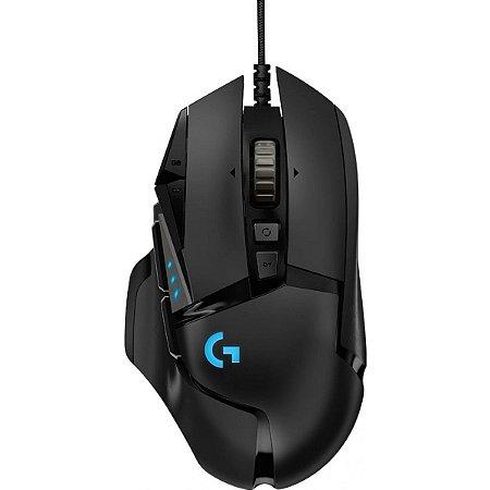 Mouse game g502 hero rgb logitech
