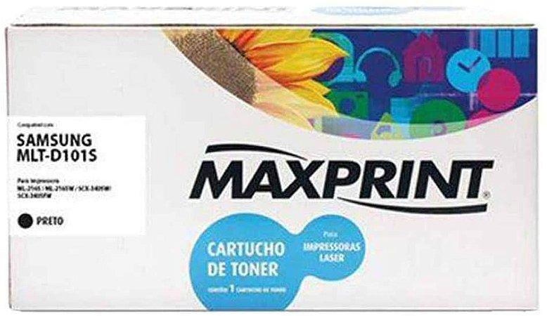 CART TONER MAXPRINT COMP SAMSUNG BLKG MLT-D101S