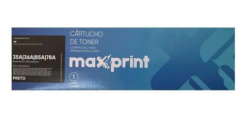 Toner Maxprint Universal Black 35A/36A/85A