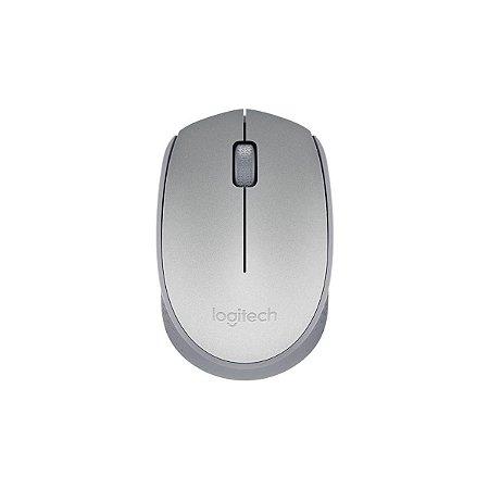 Mouse s/fio rc/nano m170 prata logitech