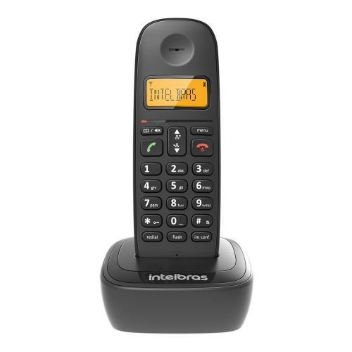 Telefone sem fio intelbras dect 6.0 ts 2510 - sts