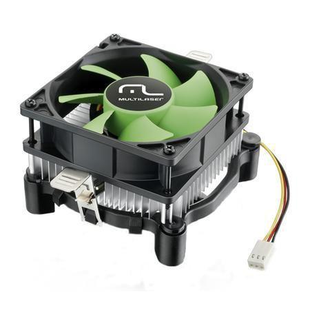 Cooler Universal Intel E Amd Multilaser Ga120