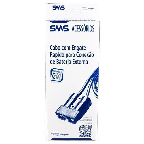 CABO P/ CONEXAO SMS P/ NOBREAKS ENGATE RÁPIDO 62404