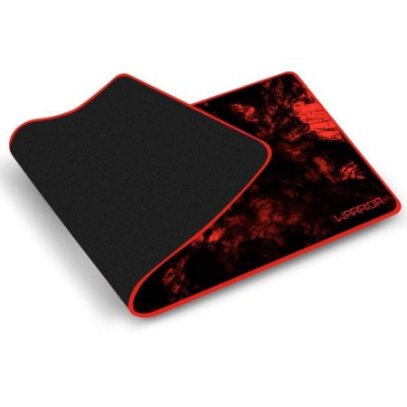 Warrior Gamer Mouse Pad Para Teclado E Mouse Vermelho AC301