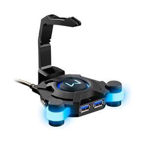 WARRIOR GAMER HUB 4 PORTAS USB 3.0 AC293