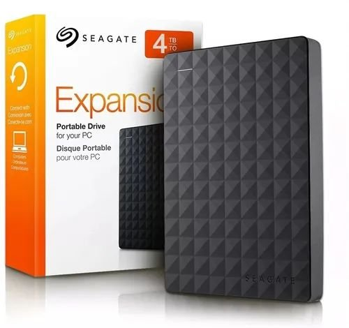 Hd Externo Seagate 4 TB Expansion STEA4000400