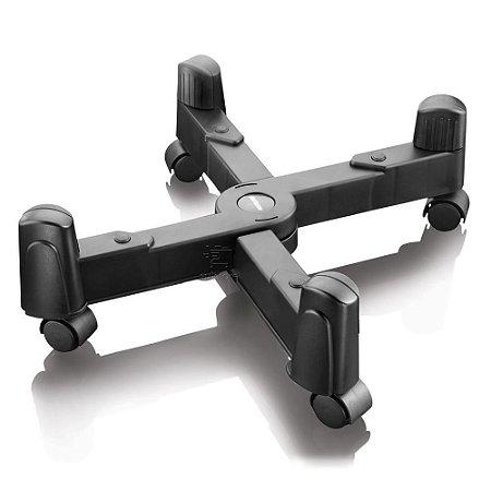 suporte p/ gabinetes com rodas multilaser ac019