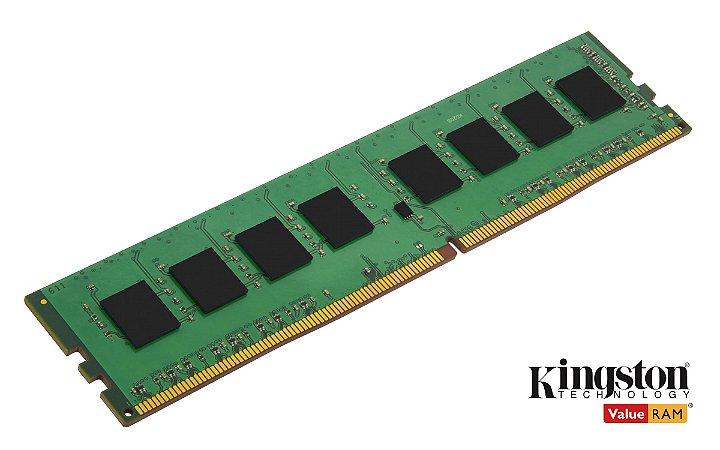 MEMORIA RAM DESKTOP 4GB DDR4  KINGSTON 2400 KVR24N17S6/4