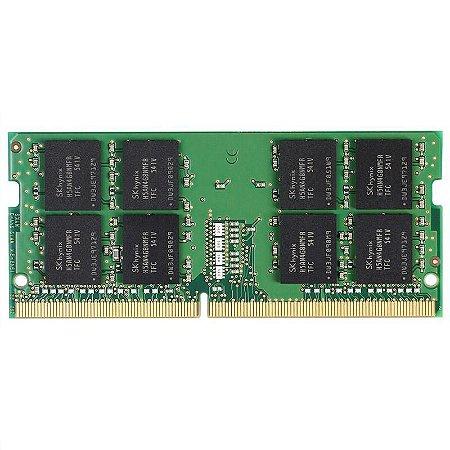 MEMÓRIA RAM NOTEBOOK/LAPTOP DDR4 8GB KINGSTON 2666 MHZ SODIMM KVR26S19S8/8