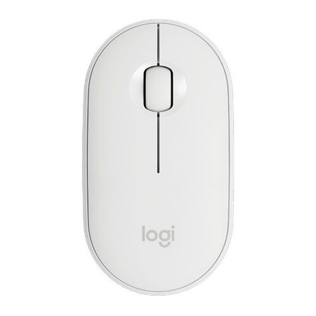 Mouse pebble m350 branco logitech