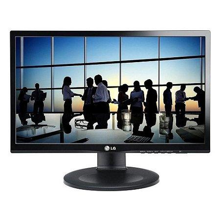 """Monitor lg 19.5"""" led hd vesa 100x100mm"""