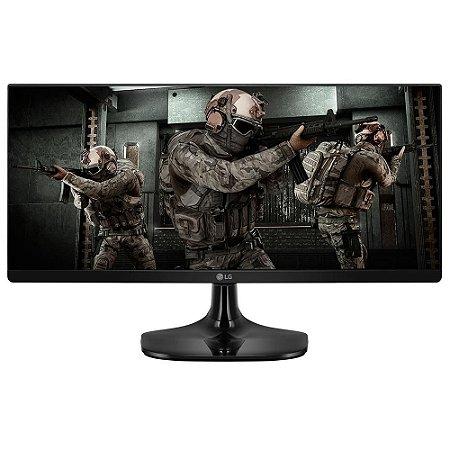 Monitor lg 25 led gamer