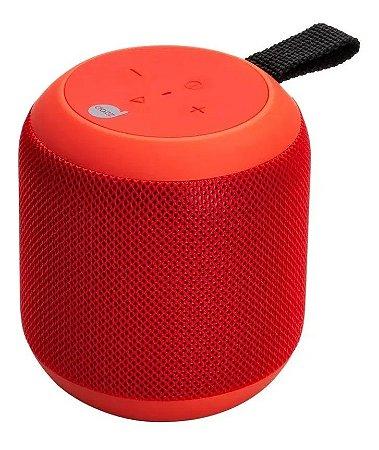 Caixa De Som   360 Vermelha Dazz 6014481