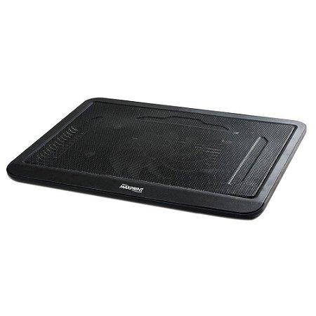 base ventilada para notebook com led maxprint