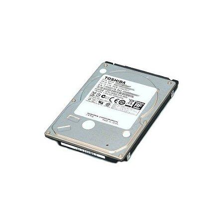 HD PARA NOTEBOOK 500GB TOSHIBA   5400RPM   MQ01ABF050