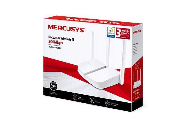 Roteador Mercusys 300m Mw305r