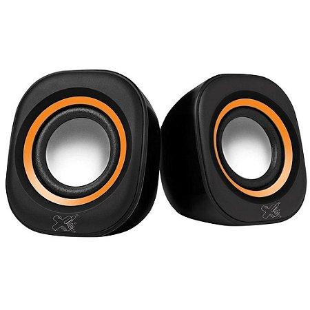 Caixa De Som Sound Bar Usb Maxprint