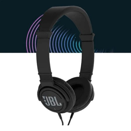 Headphone c300 jbl preto
